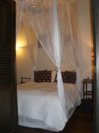 Villa Herencia: small charming rooms