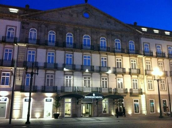 Hotel visto da pra a picture of intercontinental porto - Hotel intercontinental porto ...
