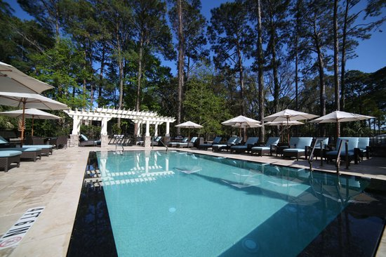 Inn at Harbour Town - Sea Pines Resort: The Inn at Harbour Town Pool