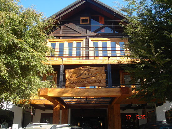 Hotel Patagonia Pucon