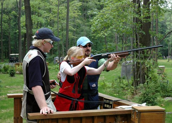 Champion, Pensylwania: Sporting Clays