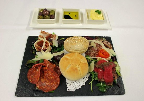 Helmsley, UK: Sharing Platter