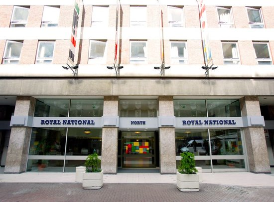 Royal National Hotel entrance