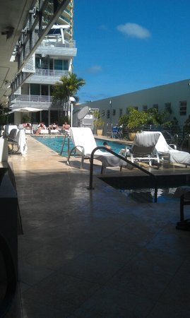 Z Ocean Hotel South Beach: Pool