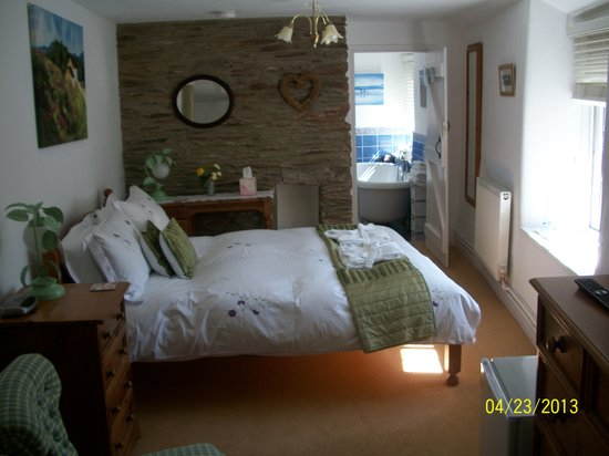 Strete, UK: Cottage Suite