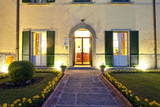 Villa Marsili Hotel : Villa Marsili Cortona 