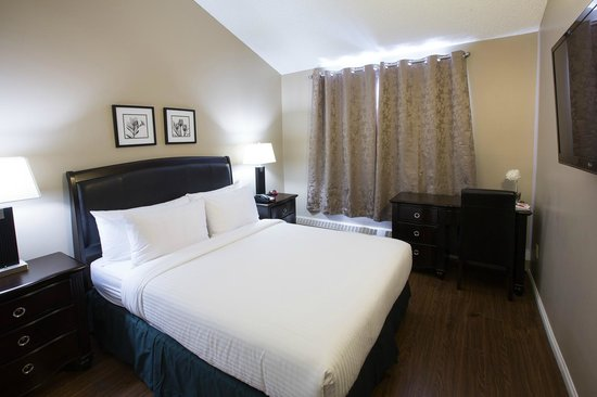 Capital Suites Yellowknife: Standard suite
