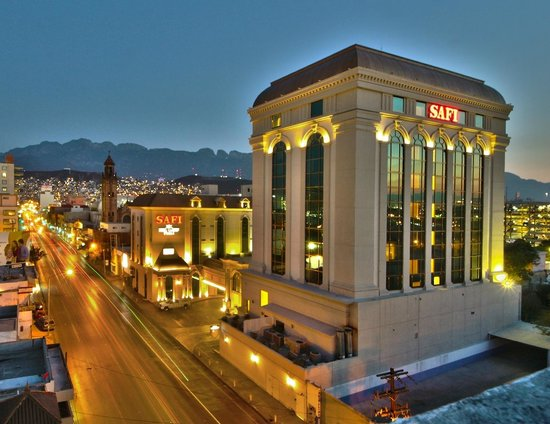Safi Royal Luxury Towers Monterrey Mexico Hotel