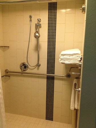 Hyatt Place Waikiki Beach: Shower