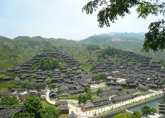 Hoteles en Taibai County