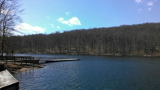 Thurmont, MD: The Lake