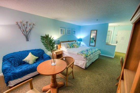 Islander Inn: Honeymoon Room