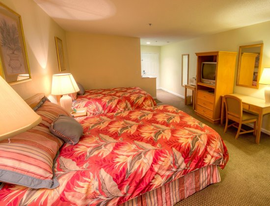 Islander Inn: Soundview Room - Two Queen Beds