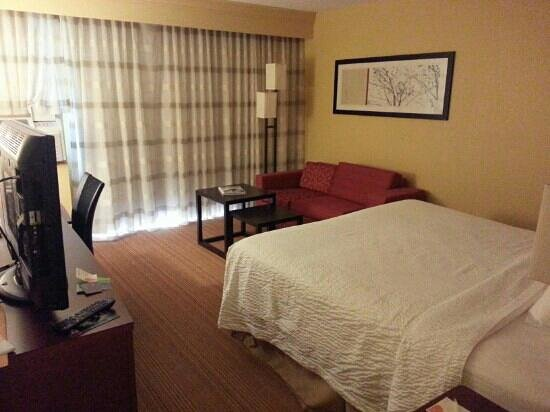 Courtyard by Marriott Sarasota Bradenton Airport: King size room