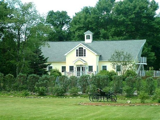 Stonecroft Country Inn : The Yellow Barn