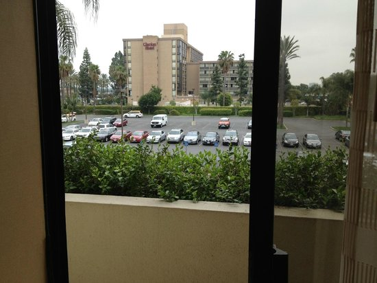 Marriott Anaheim: View from Room 339