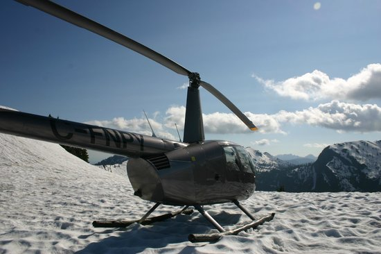 Vancouver Helicopter Tours - BC Helicopters