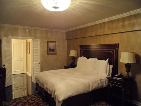 Hotel Mazarin: Room 5th floor
