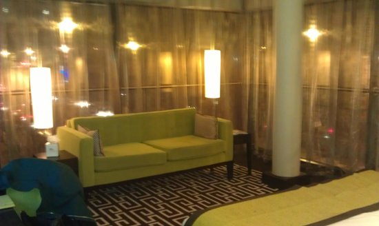 The Fitzwilliam Hotel Belfast: Room 202
