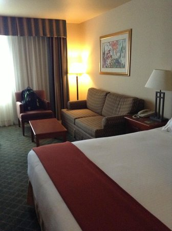 Holiday Inn Express & Suites: Nice seating area