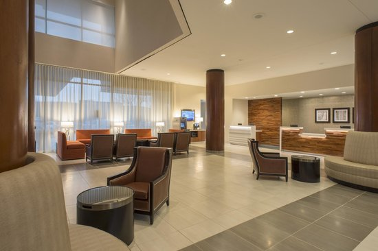 Marriott Tulsa Hotel Southern Hills: Welcome To Our Newly Modern Hotel