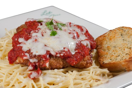 Largo, MD: CHICKEN PARMESAN