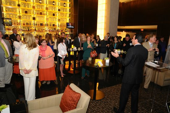 Loews Atlanta Hotel: Captain Planet Foundation Fisker Reveal Party
