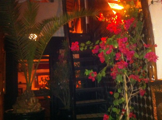 Riad Dar Najat: Terrace. Lovely place.