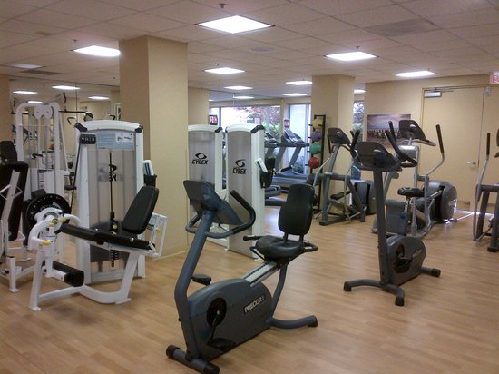 Omni Dallas Hotel at Park West: Fitness Cents