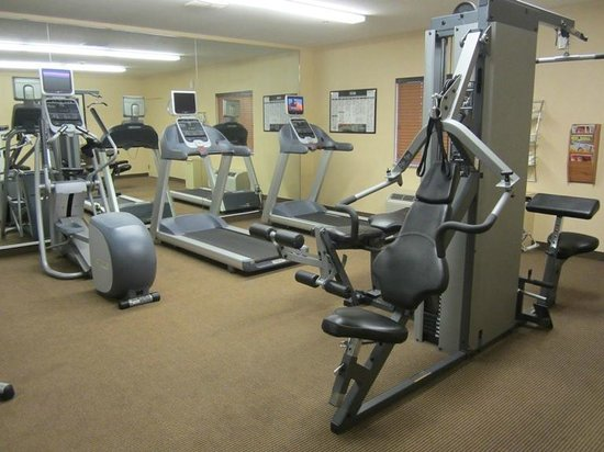Candlewood Suites Fort Stockton: Gym