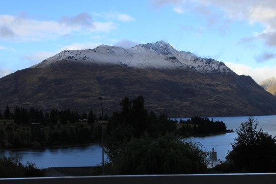 Copthorne Hotel & Apartments Queenstown Lakeview: great view