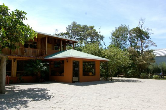 Monteverde Villa Lodge: Hotel front