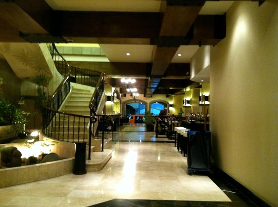 Hotel Presidente: Lobby area