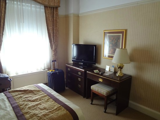 Wellington Hotel: habitacion 1231