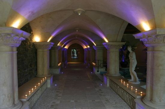 Muckross Park Hotel &amp; Cloisters Spa: Cloisters Spa