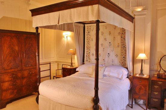 Frampton on Severn, UK: The Wallington bedroom