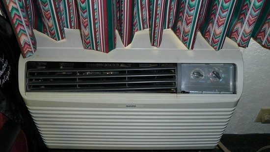 Americas Best Value Inn: Ac/heater