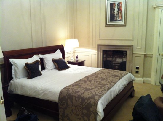 The Judges Lodgings: Executive Double Room.