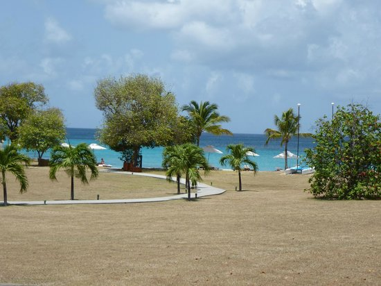 Mustique: Hotel Grounds