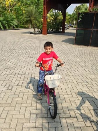 The Zuri Kumarakom: kids enjoying