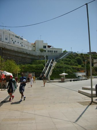 Clube Praia da Oura: Old Town