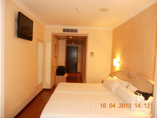 Lleo Hotel : Delux room 