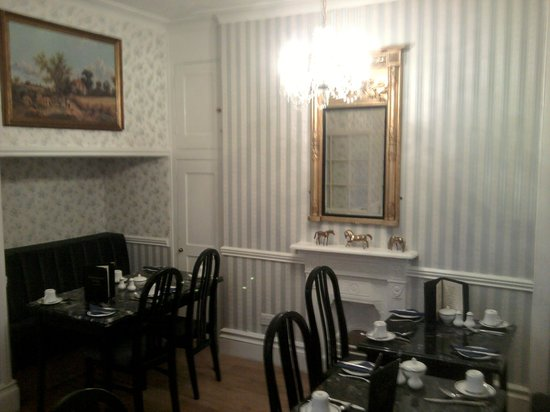 Thanington Hotel: Dining Room