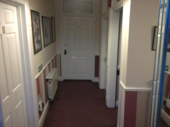 Thanington Hotel: Bedroom door