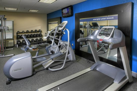 Hampton Inn - University: Hampton Inn Tuscaloosa University Hotel Fitness Center