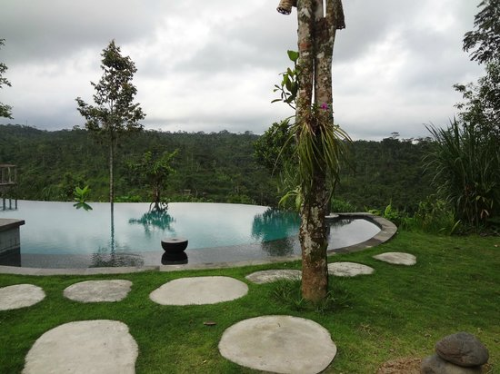 Puri Sebatu Resort: Great place to spend Honeymoon