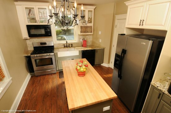 Chesapeake City, MD: Kitchen