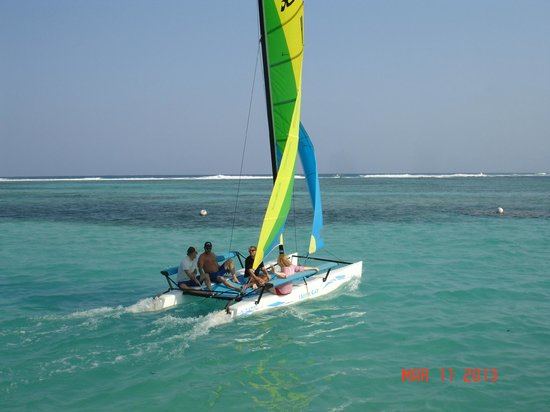 Tranquility Bay Resort: More sailing