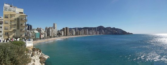 Terralta Apartments: Levante beach