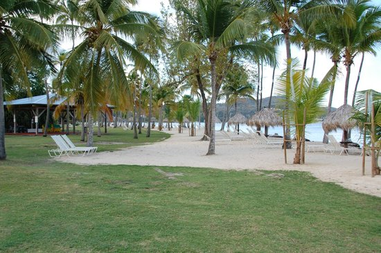 Club Med Buccaneer&#39;s Creek: la plage